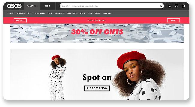 optimizar ajuste de tienda online