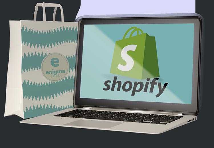 diseño de tiendas online shopify